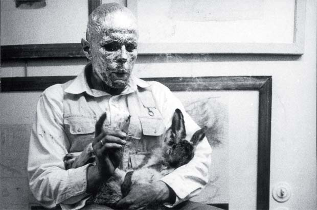 beuys-hare-gallery